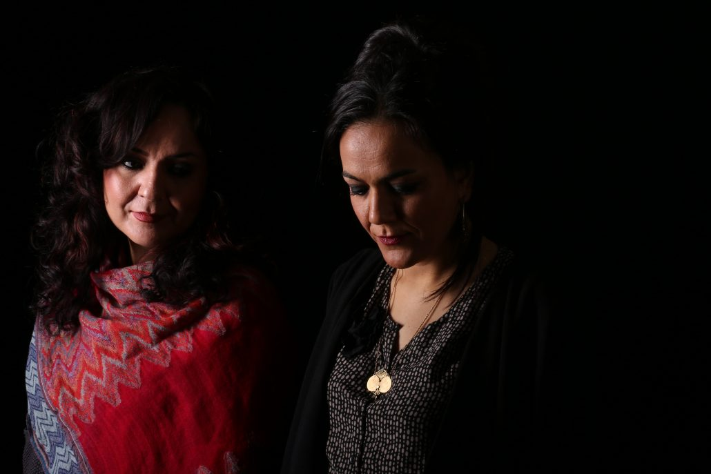 Mahsa and Marjan Vahdat